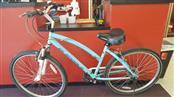 "KENT 26"" Women's Glendale Bike, Blue Cruiser"